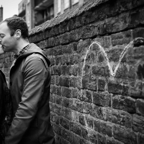 London Engagement Shoot - Jess & Anthony