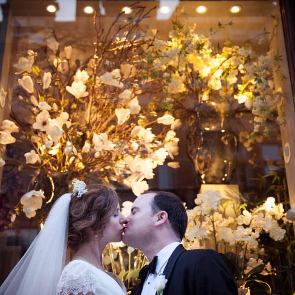 One Shot Preview: Elizabeth & Ryan's wedding at Le Méridien