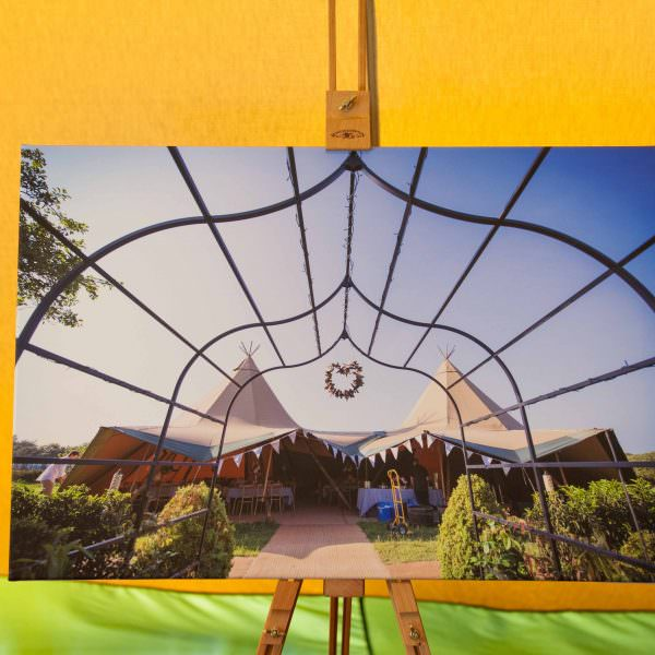 Tipi Wedding & Event Photography in Sussex