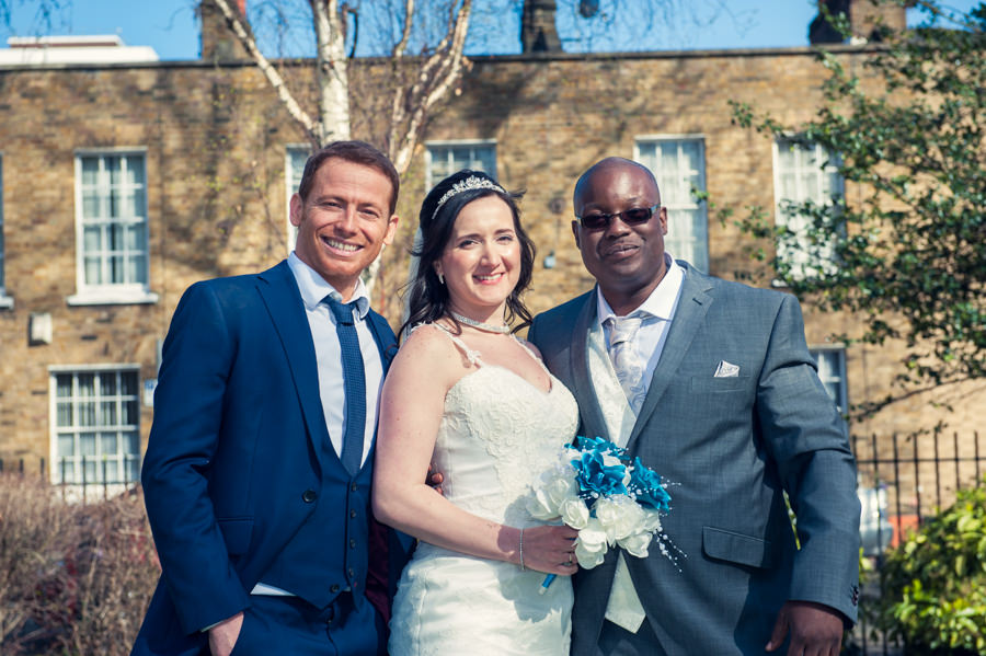 Dele & Tracy - 'Don't tell the Bride!'