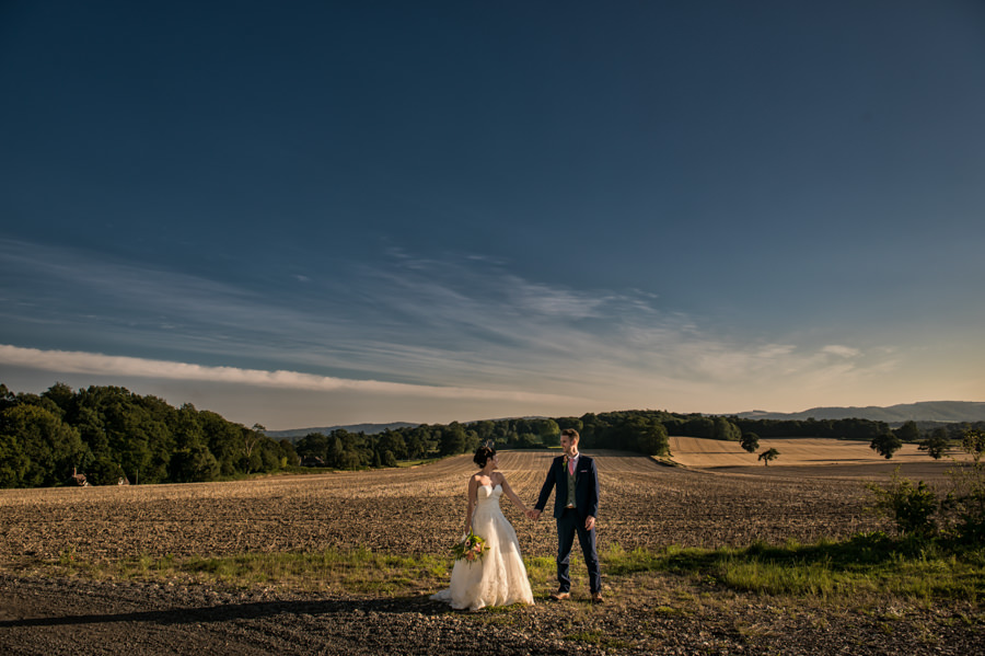 Sussex Wedding at Fitzleroi Barn