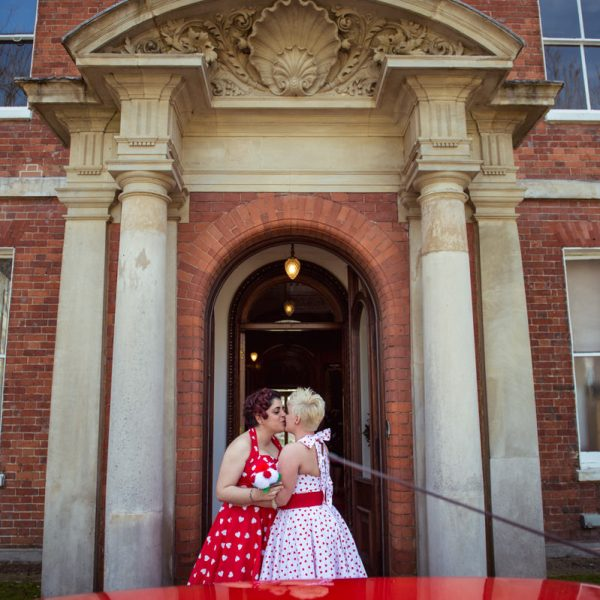 Bromley Old Palace Wedding - from Marvel to Minions!