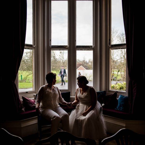 St Hilda's College Oxford Wedding Photography