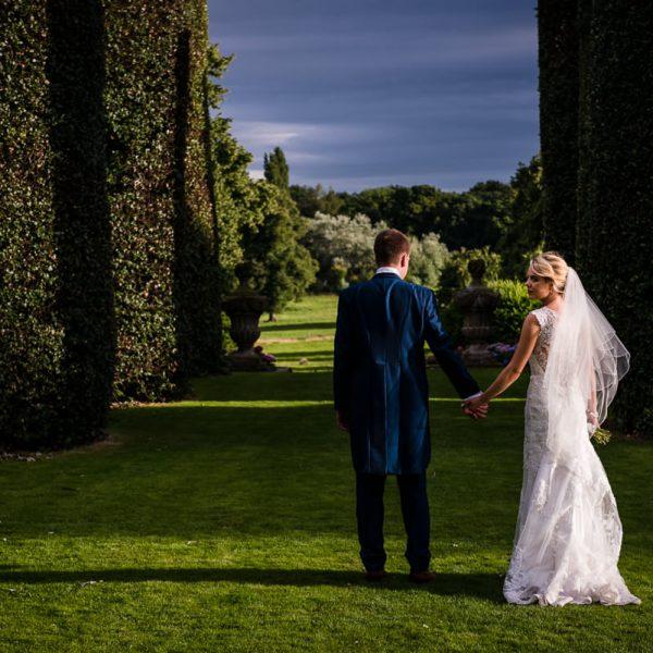Arley Hall & Gardens Summer Wedding