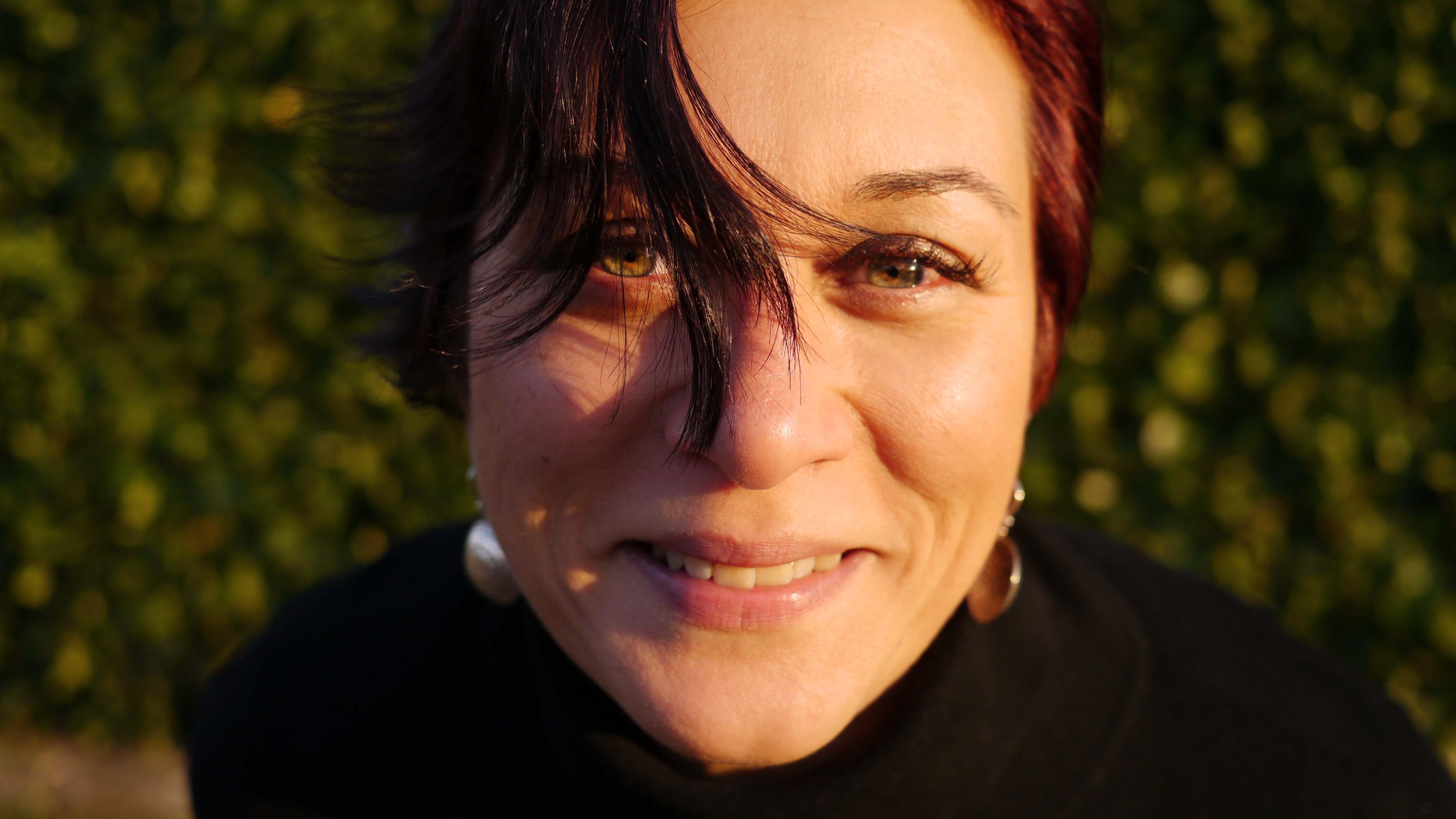 photo of mona ali photographer