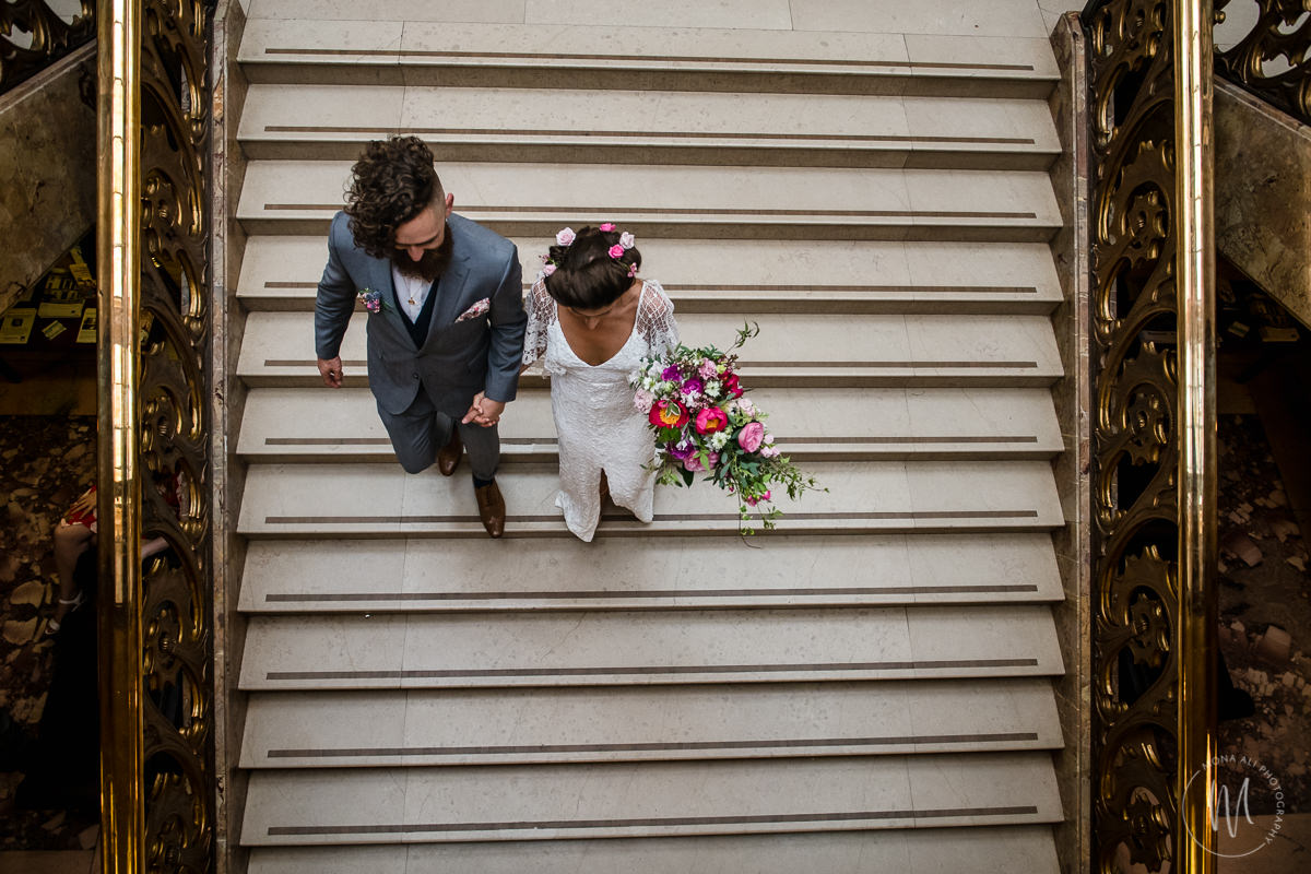 Metro Garden London Wedding Photography