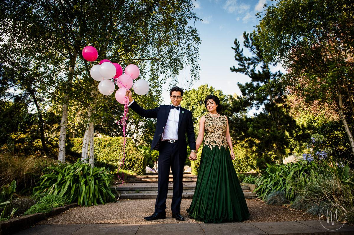 The Orangery Holland Park Wedding Photography