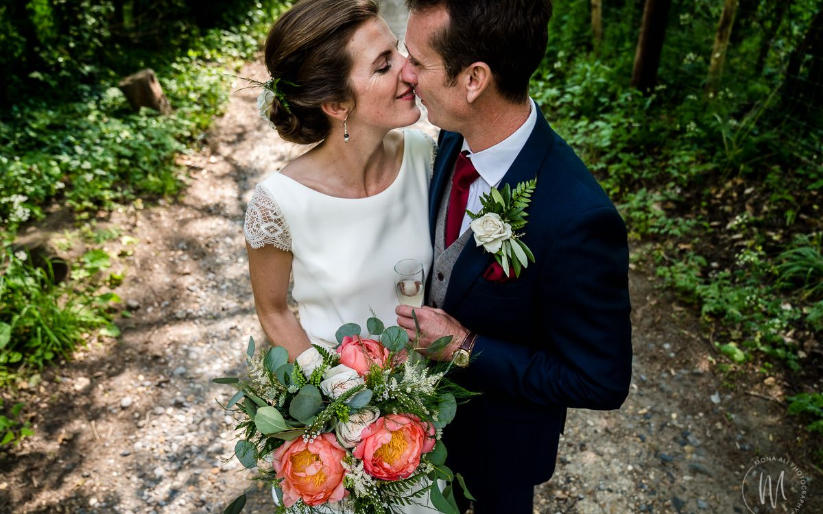 Ditchling Village Barn & Green Wedding Photographer