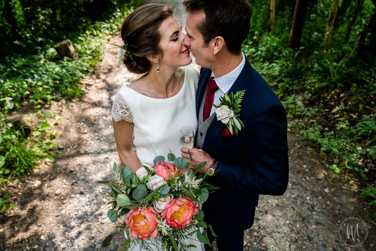 Ditchling Village Barn & Green Wedding Photographer