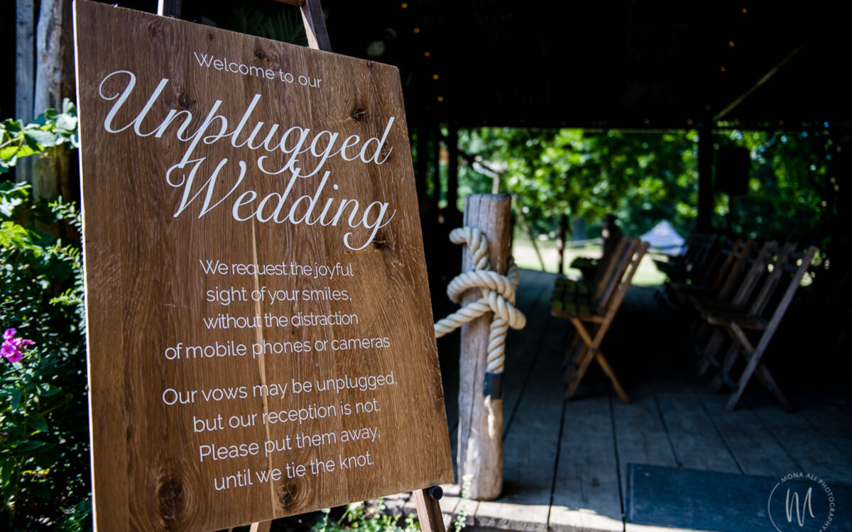 Everything You Needed to Know About Unplugged Weddings - Sussex Wedding Photographer